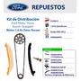 Kit Completo Cadena Distribución Ford Zetec Rocam Fiesta 1.6