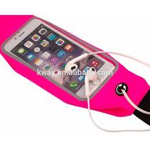 Bolsa Invisivel Pochete Viagem Cinto Doleira Celular Iphone