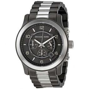 77a3a7e293439 Relogio Michael Kors Masculino Original Mk8291 Preto - Relógios De ...