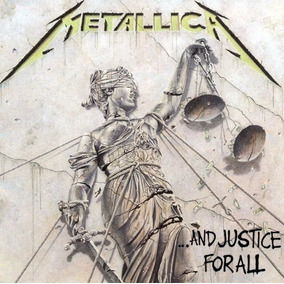 Cd Metallica ... And Justice For All Original Lacrado