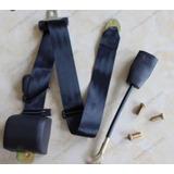 Cinturon De Seguridad Universal Delanteros 3 Puntos / Par
