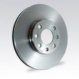 Kit X2 Discos De Freno Delanteros Chevrolet Meriva 1.8 16v