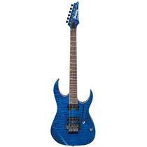 Guitarra Ibanez Premium Rg 920 Qmz Cbe | Cobalt Blue Surge