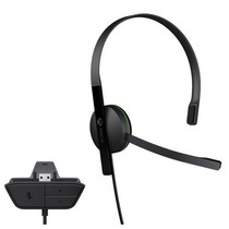 Fone Headset Xbox One Microsoft Chat Headset Com Fio S5 V7
