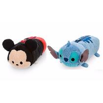 Disney Tsum Tsum Lapícera Peluche Stitch Mickey Disney Store