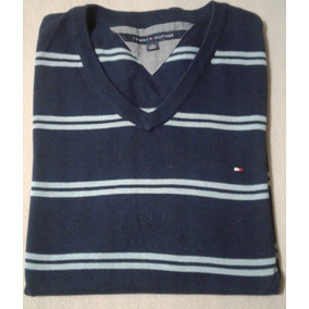 Sweater Chompa Tommy Hilfiger Hombre Xl Grande Extra Large