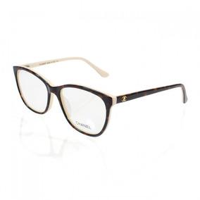 Armação De Grau Para Grau Chanel - Óculos no Mercado Livre Brasil aa65b39193