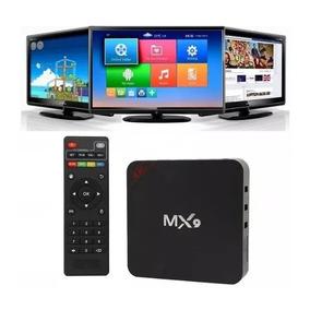 Smart Box Android Tv Mx9 Ott Tv Box Kodi Netflix Youtube 4k