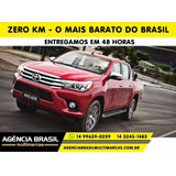 Toyota Hilux Caminhonete 2.8 16v 4p Srx Cabine Dupla