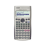 Casio Calculadora Financiera De 12 Dígitos Silver Fc-100v-u