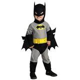 Fantasia Rubie´s Infantil Batman 6-12 Meses Original