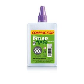 Cola Polar Arte Incolor Compactor 90g