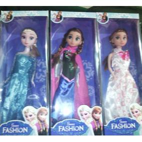 Barbies Frozen