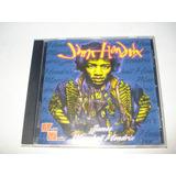 Jimi Hendrix - Cd Musimundo Impecable