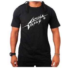 Camiseta Camisa De Venus - Marcelo Nova Banda Rock Raul