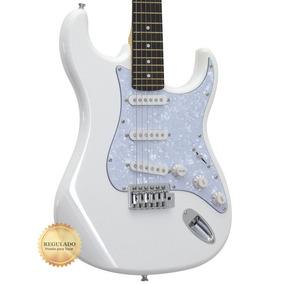 Guitarra Tagima Memphis Mg32 White