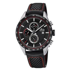 Reloj Hombre 18370/4 Negro Lotus