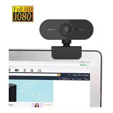 Webcamera 1080p Para Computador Vídeo Llamada Con Micrófono