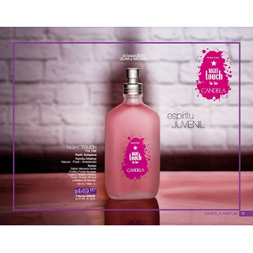 Perfume Night Touch For Her By Candela 100 Ml