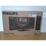 Smart Tv Led 32 Philips 32pfl3518g/77 Full Hd Netflix