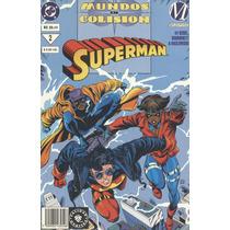 Superman. Mundos En Colisión # 2