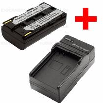 Carregador + Bateria Bp-915 P/ Canon Xl1 Xl2 Body Kit / Xv2
