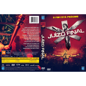 Juizo Final Dvd Original Novo Lacrado