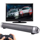 Jumphigh Bluetooth Small Tv Sound Bar Con 3.0 Canales Wirel