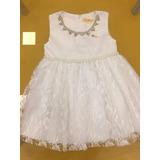 Vestido Infantil Princesas Fadas Festa Com Perola 4-8 Anos