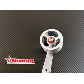 Pedal Roller Alumínio P/ Fusca Brasília Puma Sp2 Karmannghia