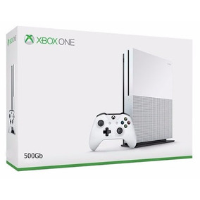 Xbox One S 500gb Novo Lacrado