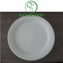 Plato Playo 28 Cm Bazar Chef X25 Unidades - Bazar Chef