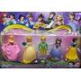 Kit Princesas Colecionaveis Disney + Principe