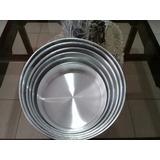 Juego De 6 Torteras En Aluminio Pynto
