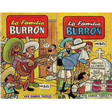 Lote Revistas La Familia Burron Comic Vargas Rius Aragones