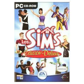 Los Sims Edicion Deluxe