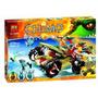 Chima Lego Alterno Craggers Fire Striker Halcon