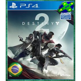 Destiny 2 - Ps4 Original 1 - Português Br - Envio Já*