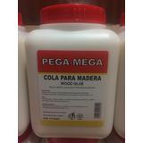 Cola Blanca Para Madera Pega - Mega 1/4 Galon Somos Tienda -