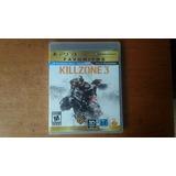 Juego Ps3 Killzone 3 Original