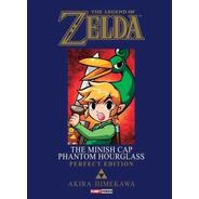 The Legend Of Zelda The Minish Cap E Phantom Hourglass! Novo