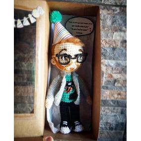 Muñeco Personalizable A Crochet. Tu Personaje Favorito!