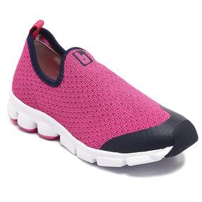 Tênis Bibi Pink/marinho 817273