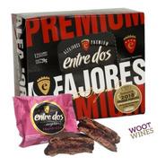 Alfajor Premium Entre Dos - Caja X12 Ud. Frambuesa
