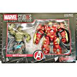 Marvel Legends Cinematic Studios Hulk Hulkbuster 10 Años