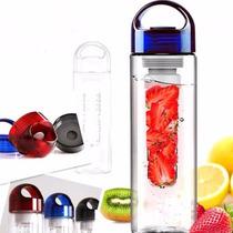 Cilindro Infusor Para Agua Con Frutas Naturales Azul H1029