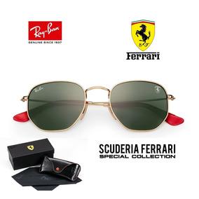 Oculos Rayban Round Hexagonal - Óculos De Sol no Mercado Livre Brasil f7ab1e1ae3