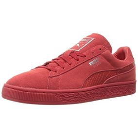 Puma Suede Classic + Mono Hombre Us 13 Rojo Zapatillas