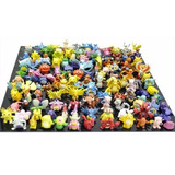 Pokemon Set 144 Figuras
