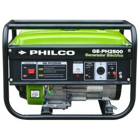 Grupo Electrógeno / Generador Electrico 2200wat Ge-ph2500 !!